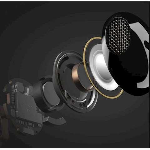 უკაბელო ყურსასმენი Edifier TWS200 TWS Wireless Earbuds Bluetooh 5.0 aptX Dual Microphone Noise Cancellation white