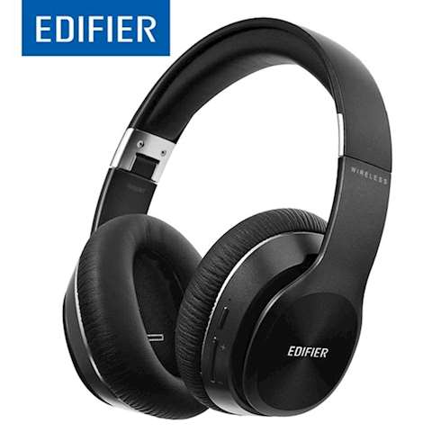 უკაბელო ყურსასმენი Edifier W820BT Bluetooth Headphones Foldable Wireless Headphone with 80-Hour Long Battery Life Black