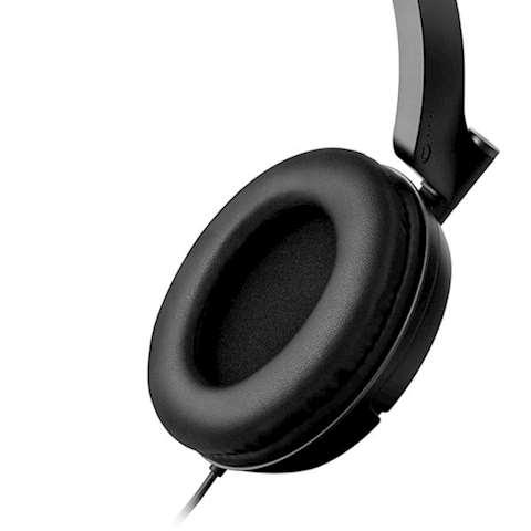 ყურსასმენი Edifier P841 Over-ear Headphone with Mic & Remote Control Jack 3.5 mm Black