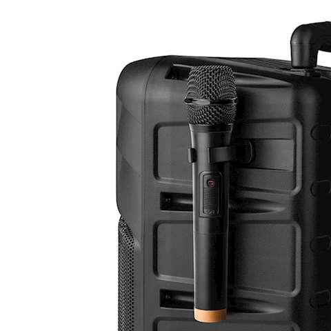 კარაოკე დინამიკი Edifier A3-8I Party Speaker Trolley Speaker Bluetooth Microphone in, TF Card and USB Input