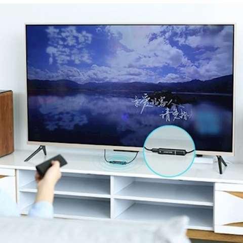 აუდიო ადაპტერი UGREEN CM107 (40761) Bluetooth 4.2 Receiver Audio Adapter with 3.5mm (Black)