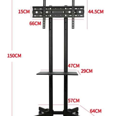 """ინტერაქტიული ეკრანის /ტელევიზორის /საკიდი Allscreen Universal LCD LED TV Bracket CTMH1M TV SIZE:32""""-65"""" ინჩი"""