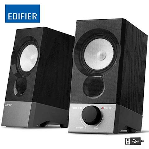 დინამიკი Edifier R19U 2.0 USB Multimedia System Home Audio Speaker 4 Watt