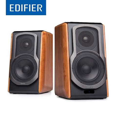 დინამიკი Edifier Studio S1000DB Hi-Fi 2.0 Active Bookshelf Speakers Bluetooth RMS 25W×2(Treble) +35W×2(Mid-range and bass) = 120W)