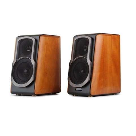 დინამიკი Edifier Studio S1000DB Hi-Fi 2.0 Active Bookshelf Speakers Bluetooth RMS 25W×2(Treble) +35W×2(Mid-range and bass) = 120W)