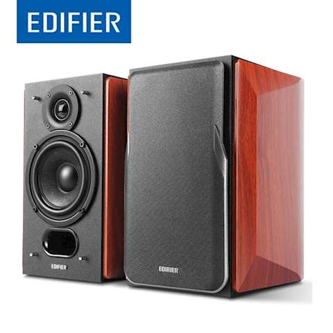 პასიური სტუდიური მონიტორი დინამიკი Edifier P17 Passive Bookshelf Speakers - 2-Way Speakers with Built-in Wall-Mount Bracket - Perfect for 5.1, 7.1 or