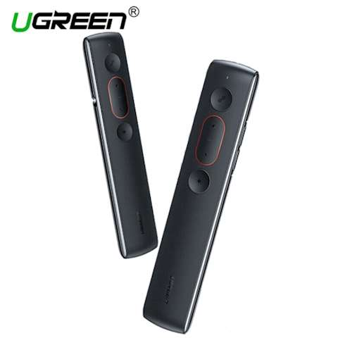 პრეზენტერი UGREEN 60327 Wireless Presenter without Batteries (Black)