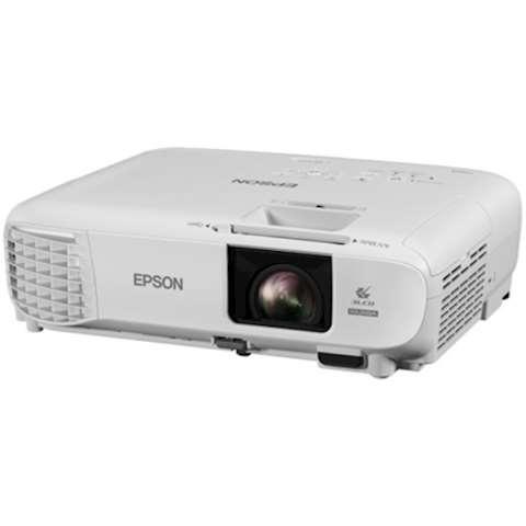 პროექტორი Epson Mobile Series EB-U05 WUXGA (1920x1200), 3400 ANSI lumens, 15.000:1, White