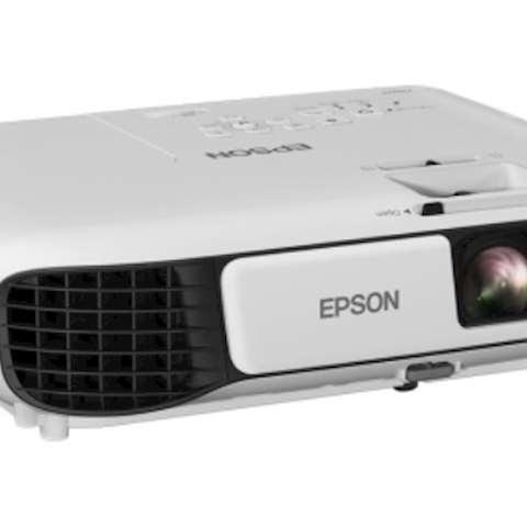 პროექტორი Epson EB-X41 XGA 1024 x 768 3LCD Projector 3,600 Lumen Contrast 15,000 Wireless LAN IEEE 802.11b/g/n