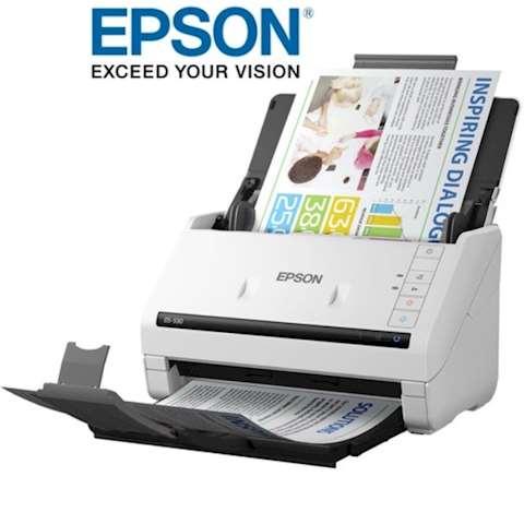 სწრაფი სკანერი Epson DS-530