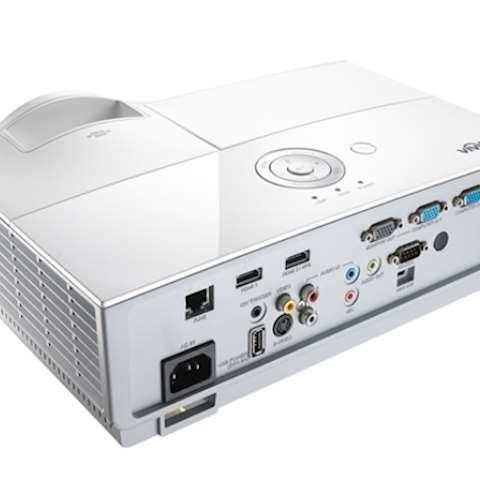 პროექტორი VIVITEK DW832 WXGA (1280 x 800) 5000 ANSI Lumens 15,000:1 contrast 2 X HDMI High Brightness DLP Projector 10W