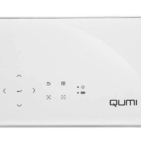 პროექტორი Vivitek Qumi Q38-WH White LED light source last up to 30,000 hours WXGA	1080p (1920 x 1080) 600 ANSI Lumens 10,000:1 contrast