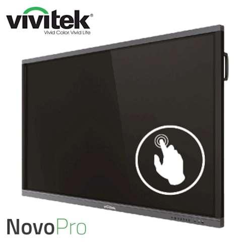 ინტერაქტიული დისპლეი VIVITEK NovoTouch