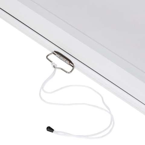 პროექტორის ელექტრო ეკრანი ALLSCREEN ELECTRIC PROJECTION SCREEN 300X208CM HD FABRIC CMP-11879 WITH REMOTE CONTROL 150 inch