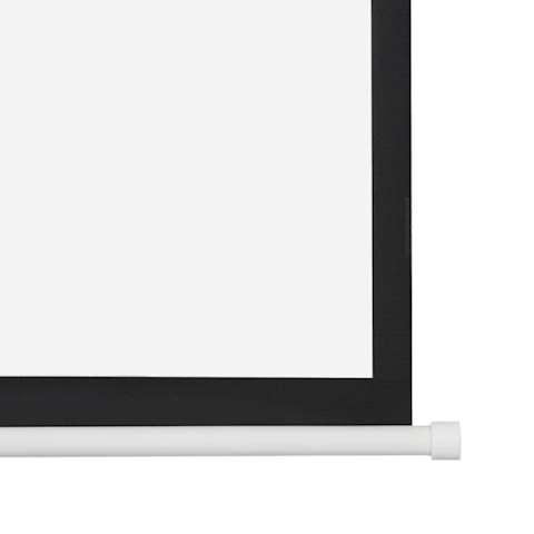 პროექტორის ეკრანი ALLSCREEN MANUAL PROJECTION SCREEN 300X200CM HD FABRIC CWP-11879 Diagonal 141 inch / 358 CM