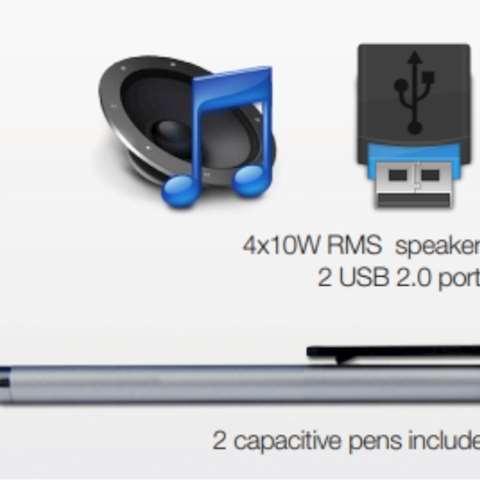 """ინტერაქტიული დაფა 2 პასიური სტილუსით LIGRA LUXI SMARTBOARD 10 TOUCH10 TOUCH capacitive IWB 81,3"""" (4:3) 4X10W RMS speakers (total 40 RMS), 2 x USB integrated in the IWB frame. MELAMINE non magnetic surface. 2 passive pens and tray included. Hub 2x USB 2.0 integrated."""