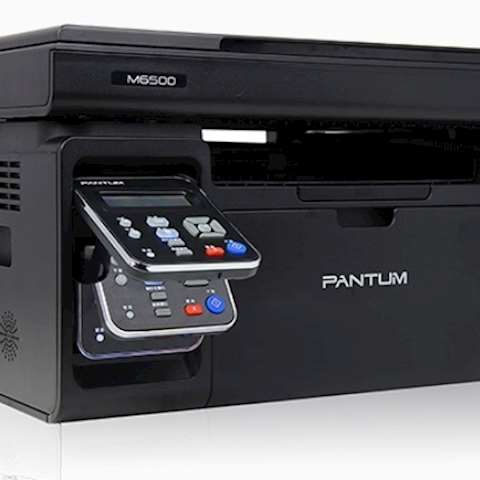 პრინტერი Pantum M6500 A4 Multifunction Laser Printer MFP 22ppm (A4) / 600 MHz / 128mb /USB 2.0 Hi-Speed; Print/Copy/Scan 20,000 pages